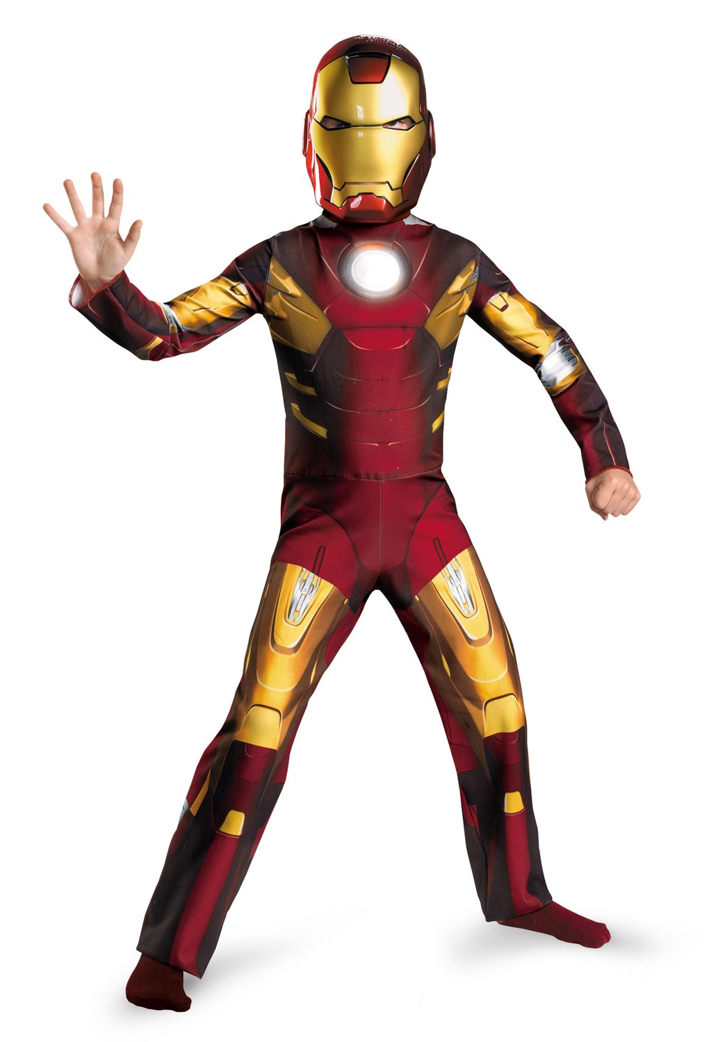 boys iron man avengers kids costume mr costumes. Black Bedroom Furniture Sets. Home Design Ideas