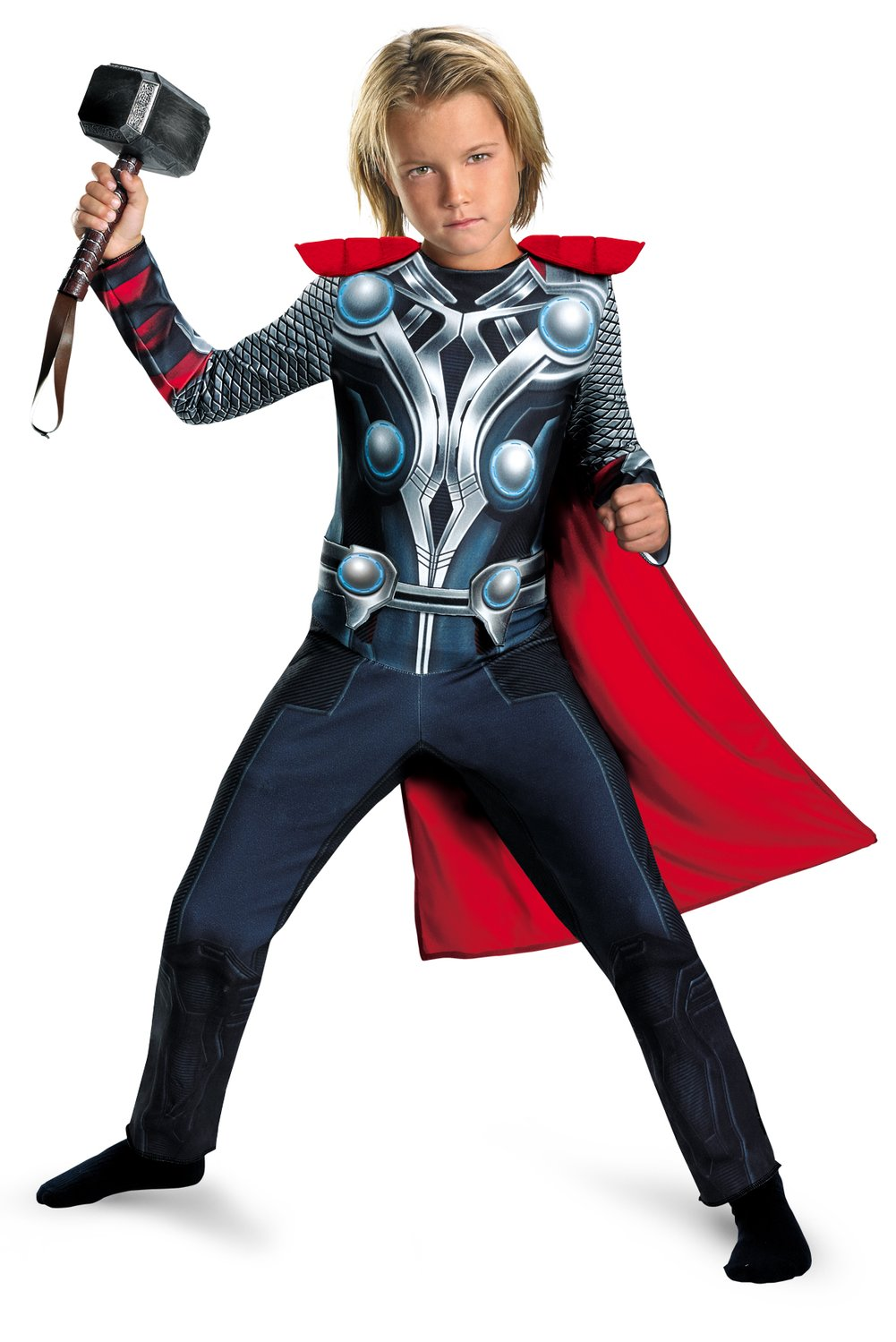 Thor Costume Ideas and Tips. This Halloween, dress up as one of the most powerful Avengers. He is even considered a god! Intimidate everyone by dressing up as Thor, and feel confident and bold as you walk around, knowing that no one will want to mess with you.