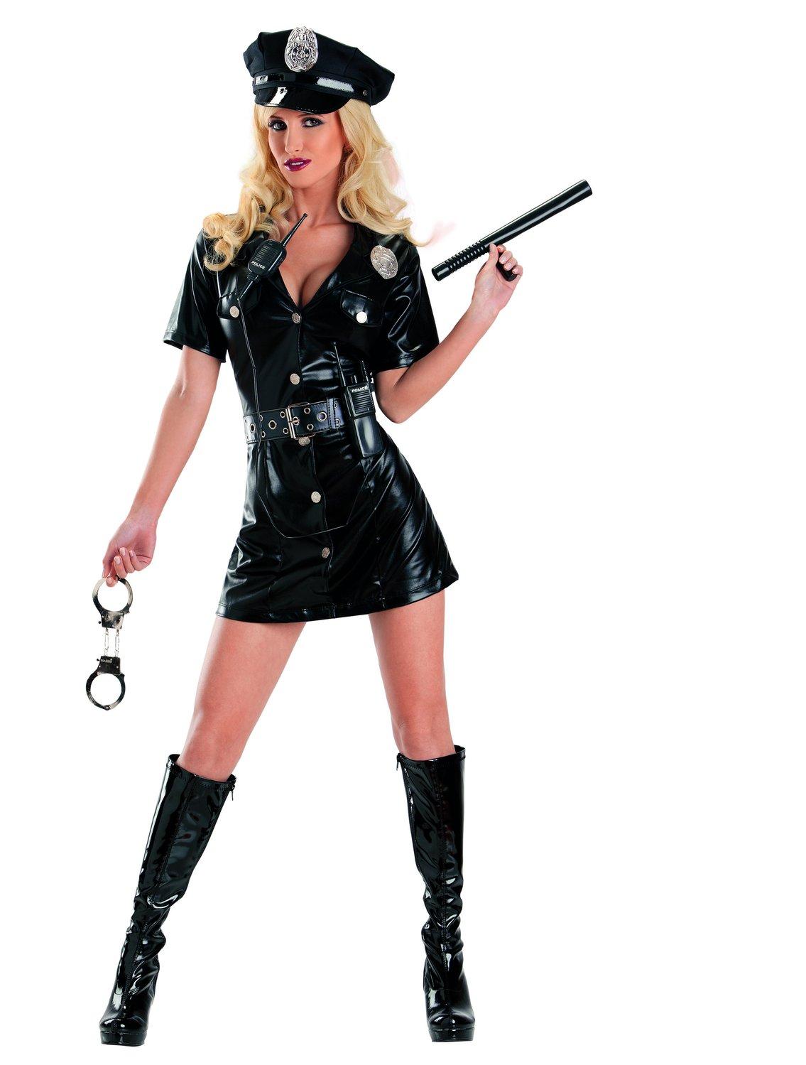 Adult cop costume