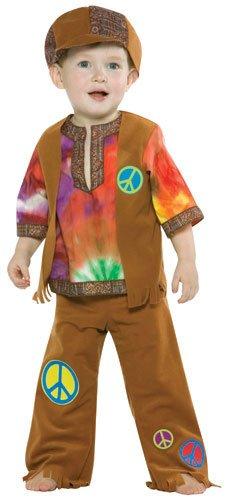 Hippie Boy Toddler Costume - Mr. Costumes