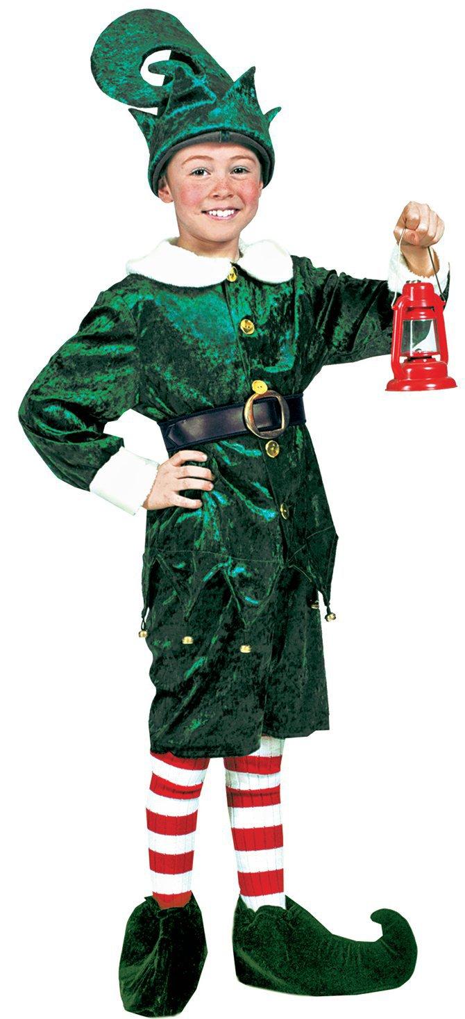 Jolly Elf Adult Christmas Costume Aw0m4584