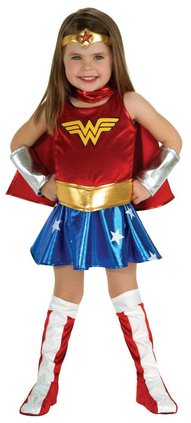 Enjoy a sexy, adult Wonder Woman costume that is best for a boozy bash, or the children' Wonder Woman outfit that's fit for the sugar high on juice boxes. Order a Wonder Woman costume for you or your daughter today!