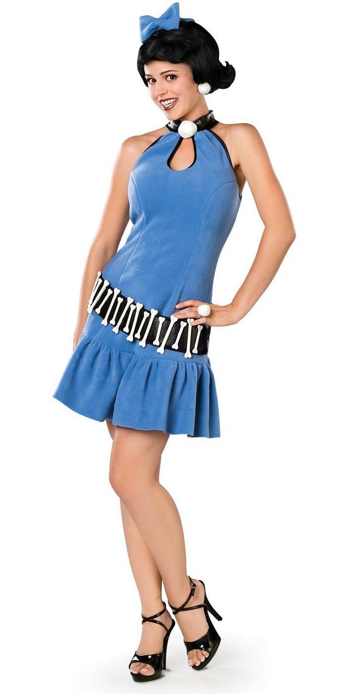 Adult flintstone costume