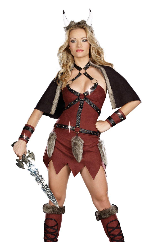 Viking Warrior Costume Costumes