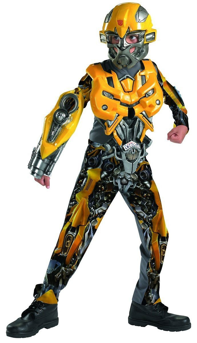 Как сделать костюм трансформера своими руками