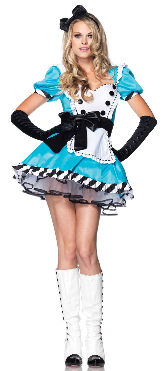 Sexy Alice In Wonderland Costumes 108