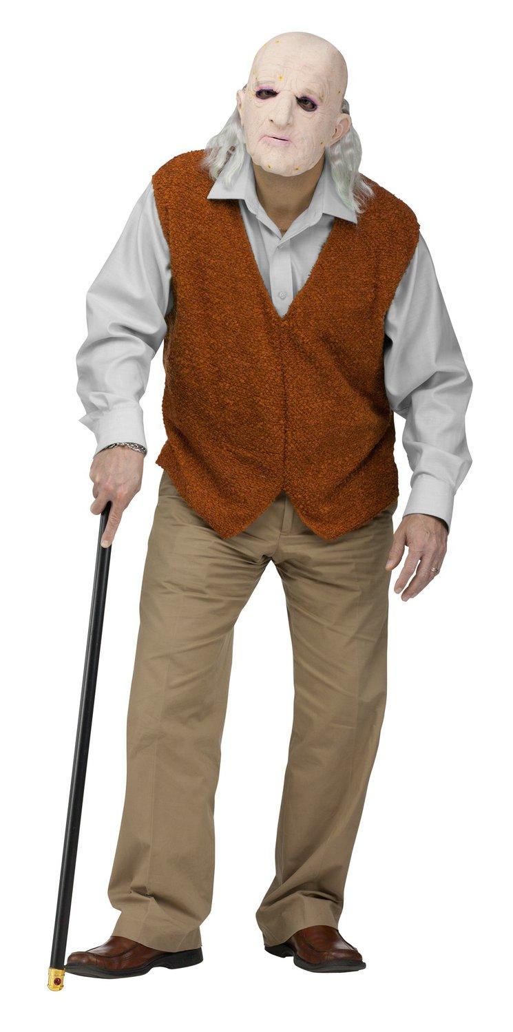 Funny Grandpa Movie Adult Costume - Mr. Costumes