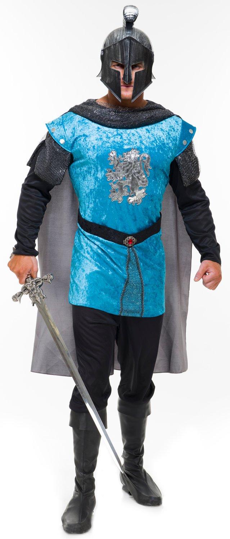 Renaissance Knight Adult Costume - Mr. Costumes
