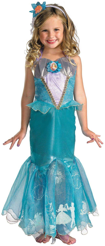 Ariel Costume Toddler