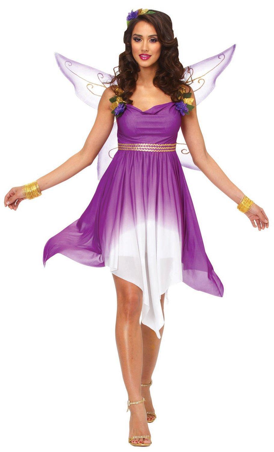 Final, adult fairy costume