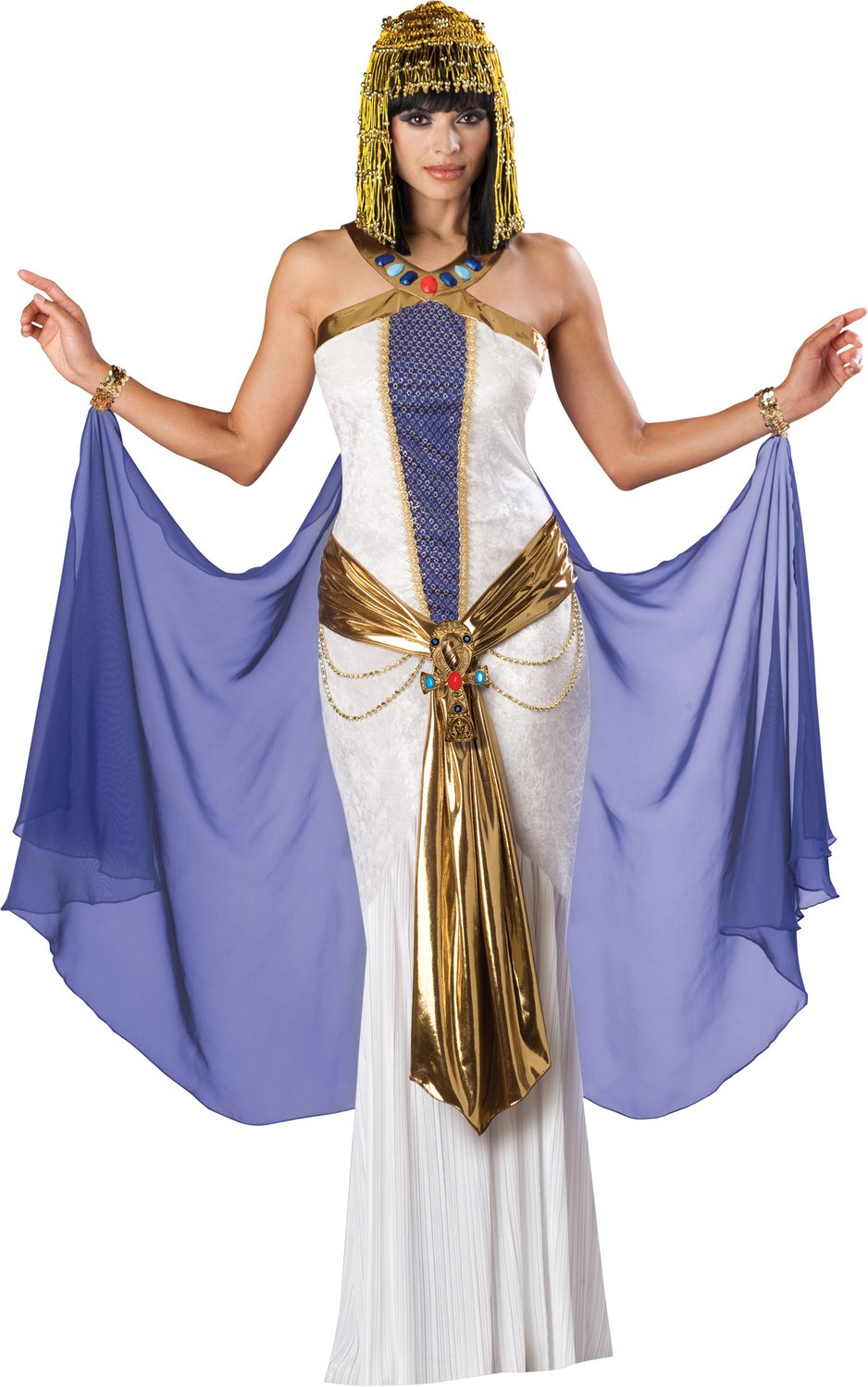 Jewel of the Nile Egyptian Adult Costume - Mr. Costumes