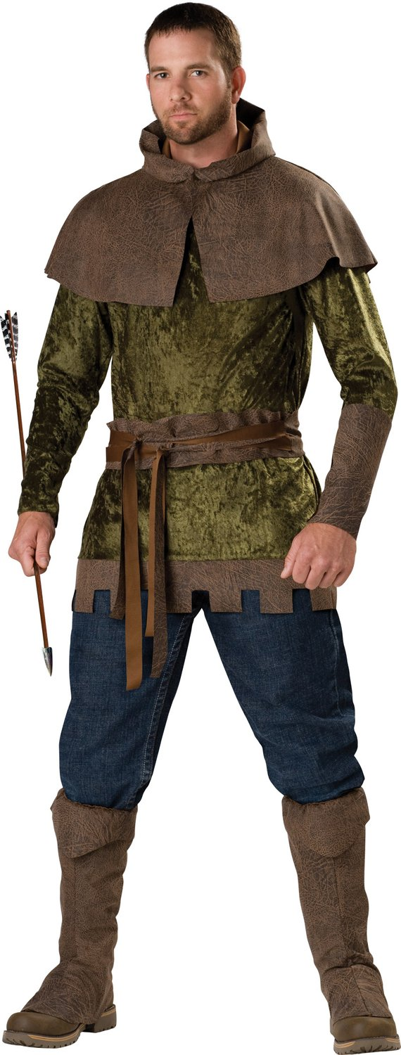 Robin Hood Of Nottingham Adult Costume - Mr. Costumes