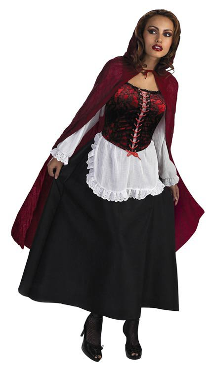 Adult Red Riding Hood Costume Red Riding Hood Adult Costume