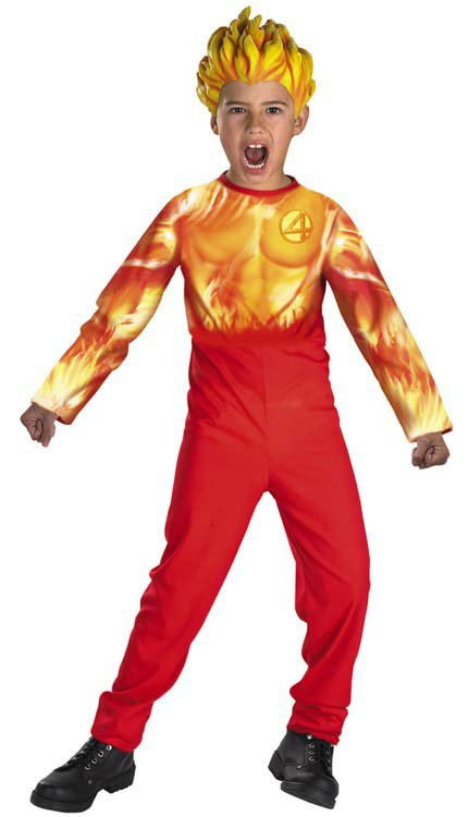 Как сшить костюм огня для девочки 67