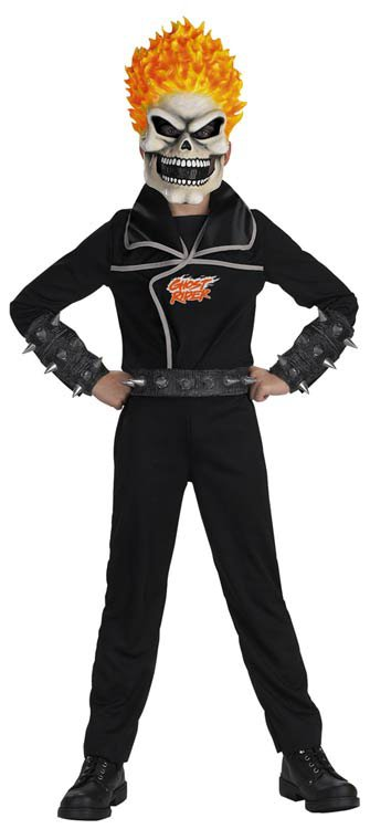 Ghost Rider Costume For Kid