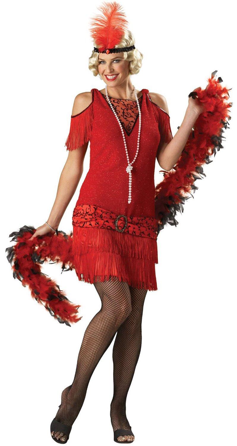 Flapper Dance Costume Kids