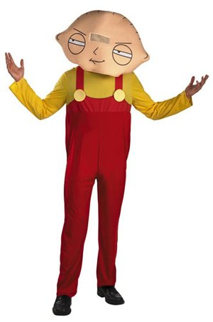 Stewie Kids Costume